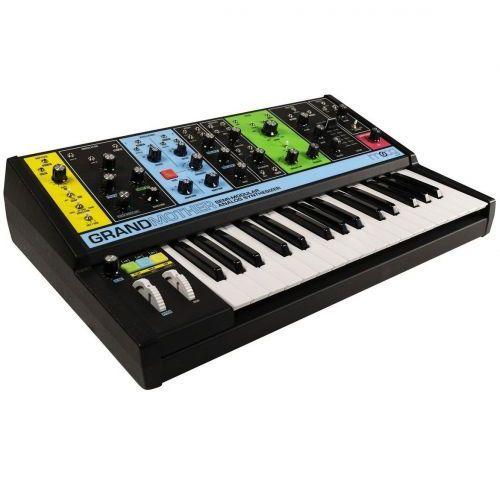 grandmother syntezator analogowy marki Moog