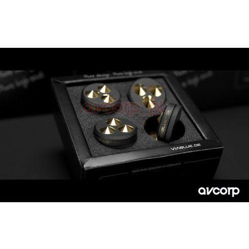 tri absorbe black - podstawy antywibracyjne - black marki Viablue