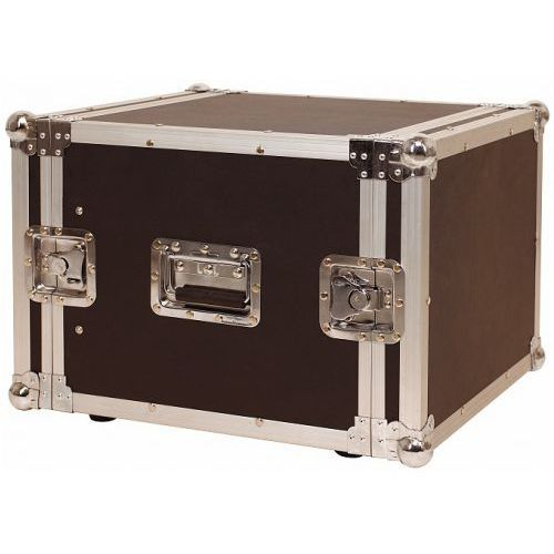 rc 24108 b futerał flight case 19′′ do urządzeń typu rack, max gł. 43 cm, max wys. 36 cm marki Rockcase
