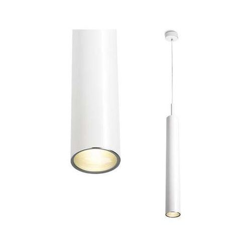 LAMPA wisząca CORINA R10534 Redlux metalowa OPRAWA zwis LED 2W tuba biała