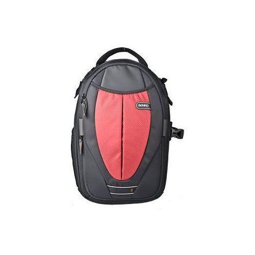 Benro Quicken 300 czarno-czerwony
