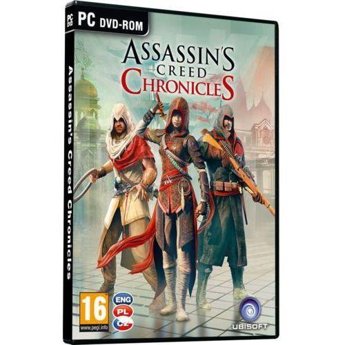 OKAZJA - Assassin's Creed Chronicles (PC)
