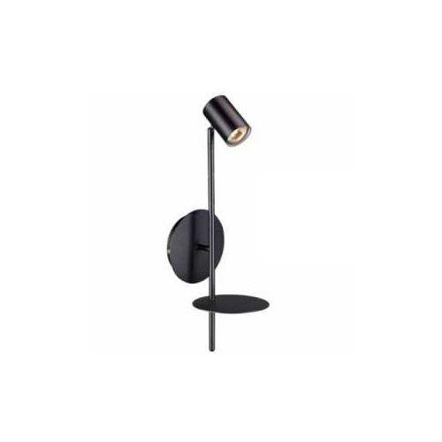 Britop kinkiet/lampa ścienna rogna czarny 8820104 (5902166902219)