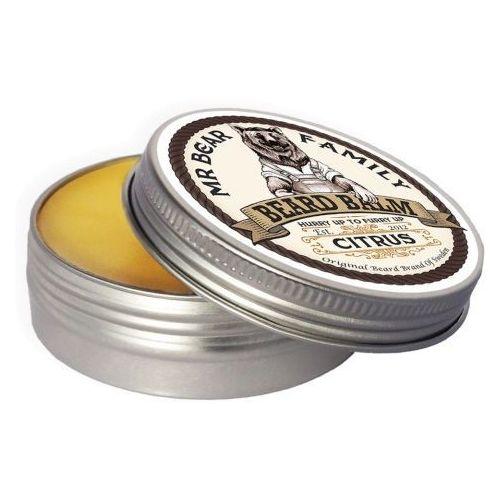 Mr Bear Family Citrus cytrusowy balsam do brody 60ml - produkt z kategorii- Odżywianie włosów