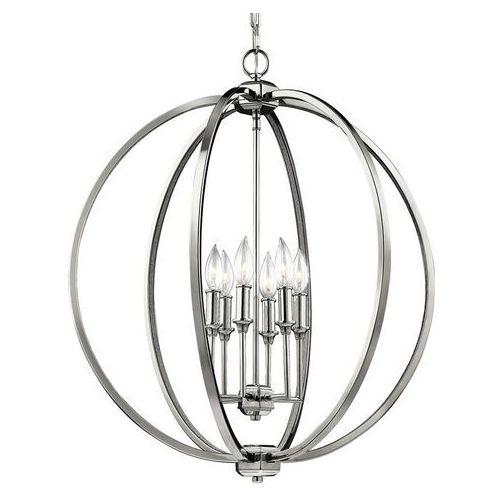 Elstead Lampa wisząca corinne 6p l fe/corinne/6p/l - lighting - rabat w koszyku (5024005280316)