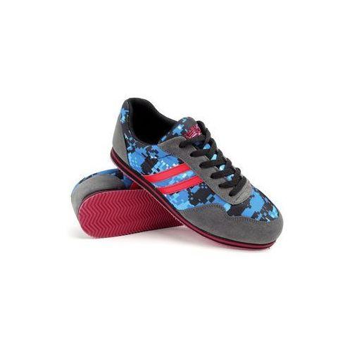 buty Double Red Camo Blue Digi Sneakers (4881603100016), 4881603100016