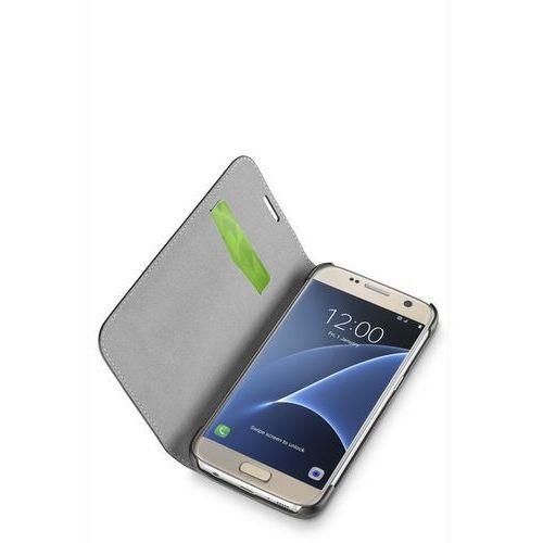 Cellular Line Book Essential do Samsung Galaxy S7 czarny, kolor czarny