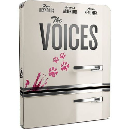 The voices - limited edition steelbook od producenta Arrow video