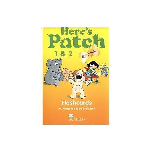 Here's Patch The Puppy 1&2 Flashcards (karty obrazkowe) + zakładka do książki GRATIS (166 str.)