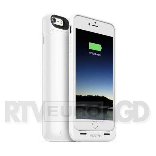 Zewnętrzna bateria MOPHIE Juice Pack do iPhone 6 Plus Biały - produkt z kategorii- Futerały i pokrowce do telefonów