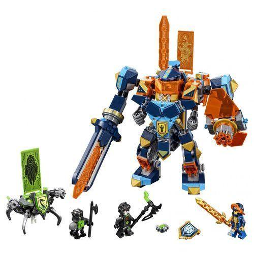 72004 STARCIE TECHNOLOGICZNYCH CZARODZIEJÓW (Tech Wizard Showdown) KLOCKI LEGO NEXO KNIGHTS