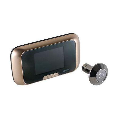Elektroniczny wizjer do drzwi z szerokokątnym obiektywem 160° ORNO OR-WIZ-1101 + DARMOWY TRANSPORT!