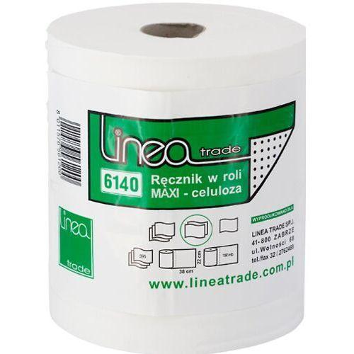 Linea Czyściwo papierowe bezpyłowe w dużej rolce 160 m czyściwo przemysłowe papierowe niepylne (8011576561408)