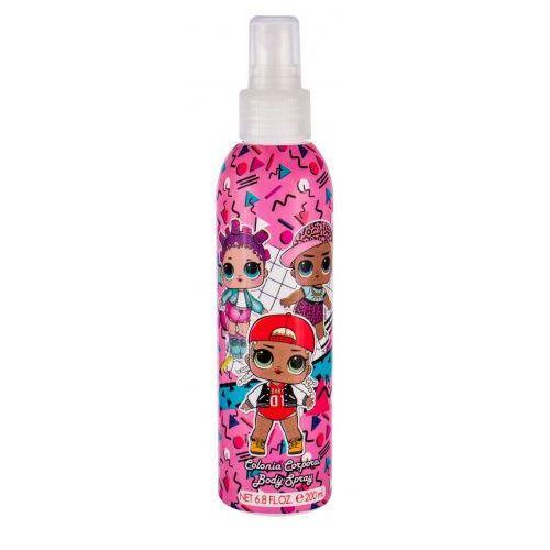Ep line lol surprise spray do ciała 200 ml dla dzieci