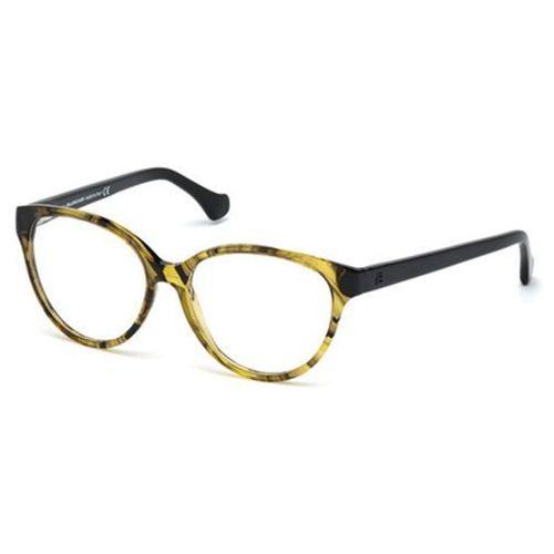 Balenciaga Okulary korekcyjne ba5035 047