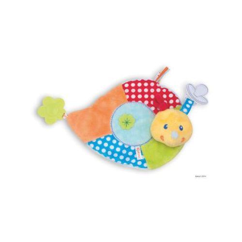 Kaloo colors activity szmacianka-przytulanka kurka z gryzakiem