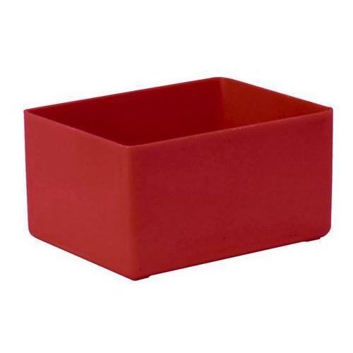 Wkładana skrzynka do szuflady, dł. x szer. x wys. 106x80x54 mm, opak. 16 szt., c