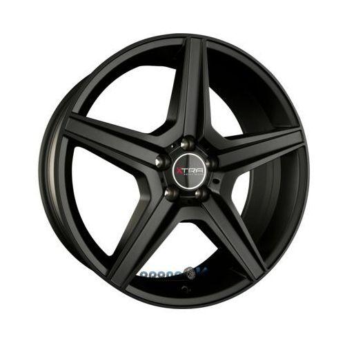 Xtra wheels sw6 schwarz matt einteilig 8.50 x 19 et 40