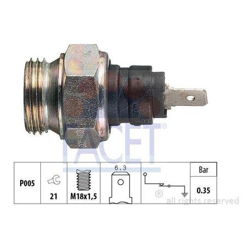 Włącznik ciśnieniowy oleju FACET 7.0034 (8012510037713)