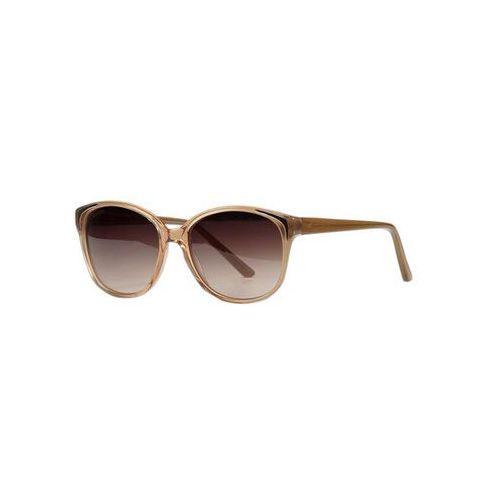 Okulary przeciwsłoneczne z detalami