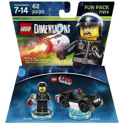 LEGO DIMENSIONS MINI PACK MOVIE BAD COP / ZŁY POLICJANT