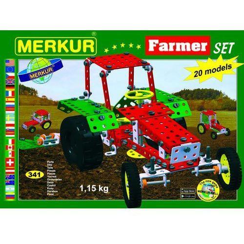 Merkur Modele RC Zestaw Farmer 20 modeli 341 szt - BEZPŁATNY ODBIÓR: WROCŁAW!