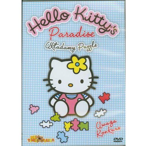 Tim film studio Hello kitty's paradise. układamy puzzle (5900058120727)