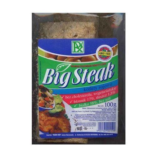 Kotlet sojowy big steak 100g marki Radix-bis