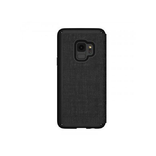 SPECK ETUI Presidio Folio do Samsung Galaxy S9 (czarno - szare) (0848709054883)