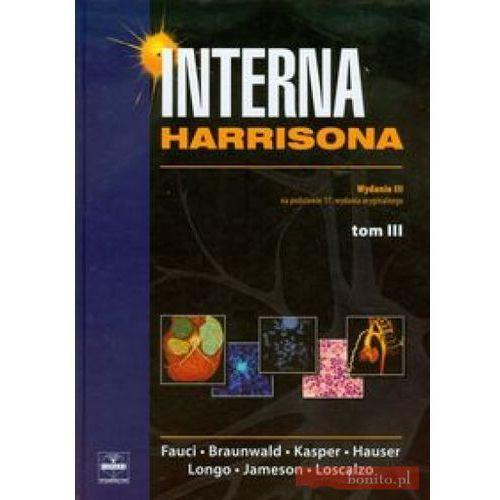 Interna Harrisona T3 (9788375630541). Najniższe ceny, najlepsze promocje w sklepach, opinie.