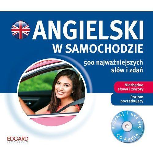 Angielski w samochodzie 500 najważniejszych słów, EDGARD
