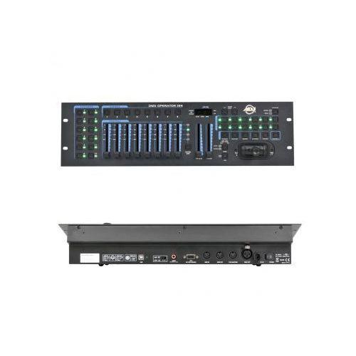 American dj dmx operator 384 sterownik dmx kontroler oświetleniowy