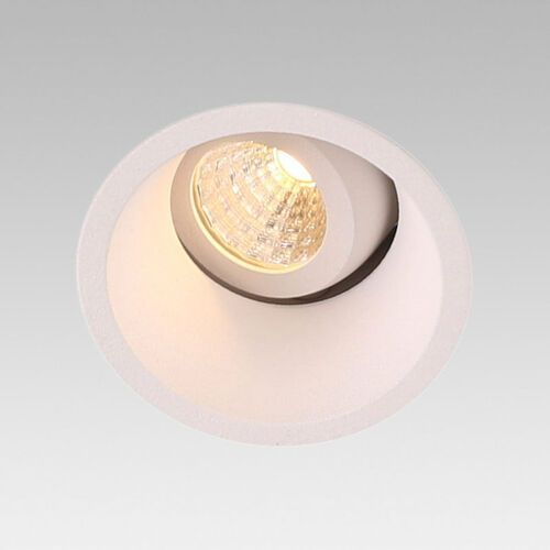 Downlight LED Fox Orientable ściemniany, wychylany