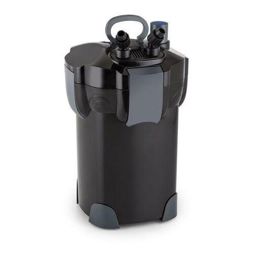Waldbeck Clearflow 18UV Filtr zewnętrzny akwariowy 18W Filtr 3-stopniowy 1000 l/h 9W-UVC (4260486154901)