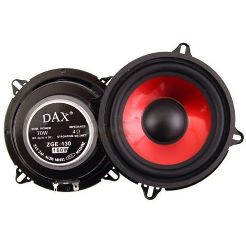 Głośniki samochodowe DAX ZGE-130 WOOFER 130mm
