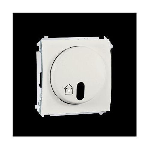 Ściemniacz zdalnie sterowany z symulatorem obecności (moduł), 60–500 w, 230v~; ecru marki Kontakt-simon