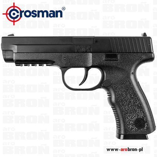 Pistolet wiatrówka  psm45 4,5mm - sprężynowa, śrut bb wyprodukowany przez Crosman