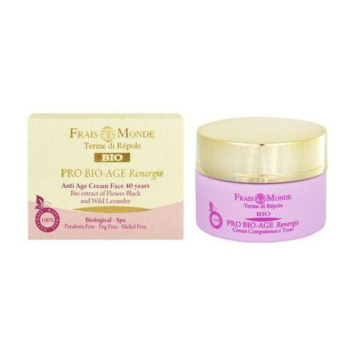 Frais Monde Pro Bio-Age Renergie Anti Age Face Cream 40 Years 50ml W Krem do twarzy z kategorii Pozostałe kosmetyki do twarzy