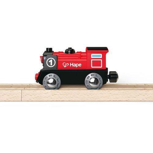Hape Zabawka pociąg lokomotywa z napędem światłami