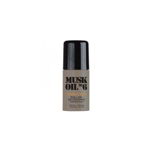 Gosh Musk Oil, dezodorant w kulce unisex, 75ml (3896014173765)