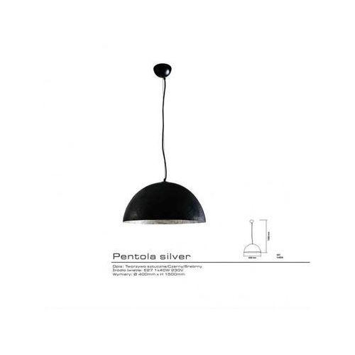 Rabaty w sklepie do 25%!! pentola silver lampa wisząca marki Orlicki design