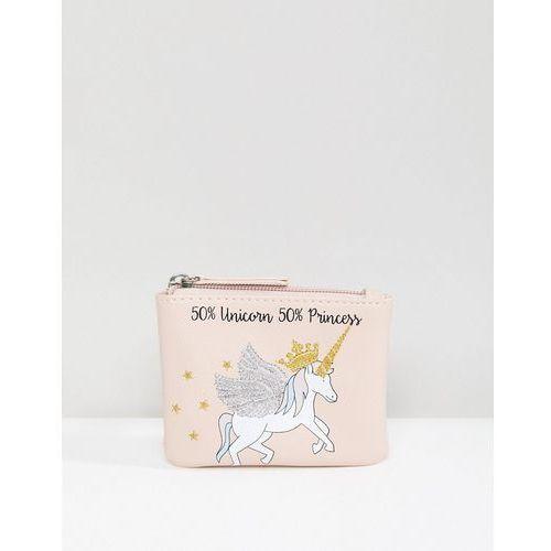 princess unicorn coin purse - multi marki New look