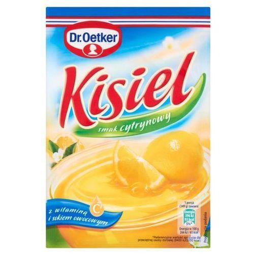 Kisiel smak cytrynowy 38 g Dr. Oetker (5900437033938)