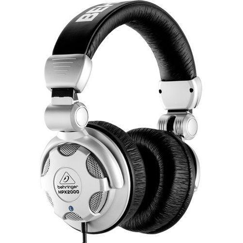 Słuchawki audio HPX2000 producenta Behringer