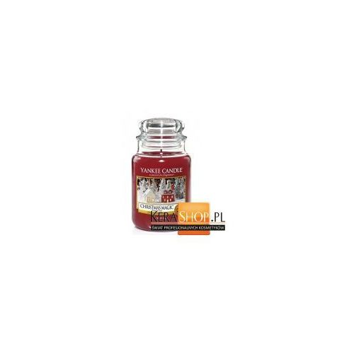 Yankee Candle Jar Christmas Magic Świeca Zapachowa 623 g