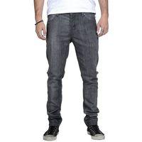 spodnie KREW - Bots K Skinny Grey/Denim (GDN) rozmiar: 33, kolor szary