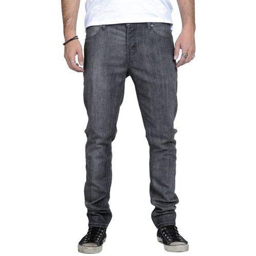 Krew Spodnie - bots k skinny grey/denim (gdn) rozmiar: 33