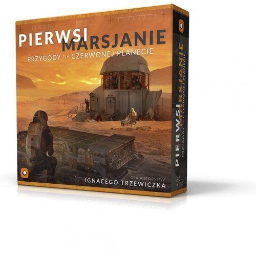 Gra pierwsi marsjanie przygoda na czerwonej planecie marki Portal games
