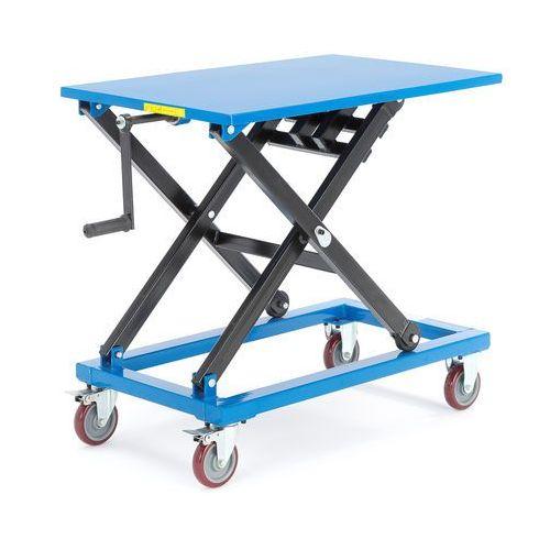 Ręczny stół podnoszący
