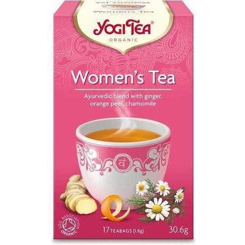 YOGI TEA 17x1,8g Herbata Organic dla kobiet Bio